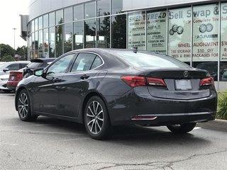 2015 Acura TLX 3.5L P-AWS w/Elite Pkg in Markham, Ontario - 5 - w320h240px