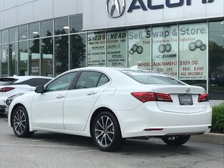 2017 Acura TLX 3.5L SH-AWD w/Tech Pkg in Markham, Ontario - 4 - w320h240px
