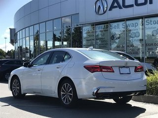 2018 Acura TLX 2.4L P-AWS w/Tech Pkg in Markham, Ontario - 5 - w320h240px