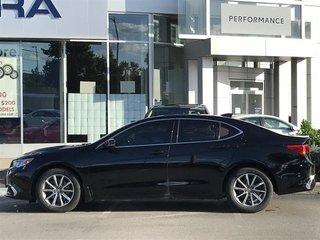 2018 Acura TLX 2.4L P-AWS w/Tech Pkg in Markham, Ontario - 4 - w320h240px