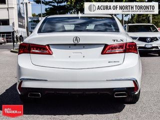 2018 Acura TLX 3.5L SH-AWD w/Tech Pkg in Thornhill, Ontario - 4 - w320h240px