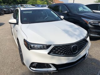 2020 Acura TLX 2.4L P-AWS w/Tech Pkg A-Spec Red in Markham, Ontario - 2 - w320h240px