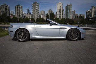 2008 Aston Martin V8 Vantage Roadster Manual