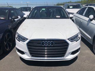 Audi A3 SEDAN Komfort 2019 à St-Bruno, Québec - 2 - w320h240px