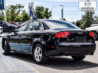 Audi A4 2.0T Quattro   Manual   Low Km   Lthr   Sunroof 2006