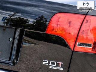 2006 Audi A4 2.0T Quattro   Manual   Low Km   Lthr   Sunroof