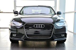 Audi A4 PROGRESSIV + CAMERA RECUL + GPS 2014 à St-Bruno, Québec - 4 - w320h240px