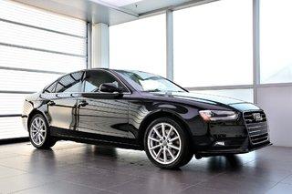 Audi A4 PROGRESSIV + CAMERA RECUL + GPS 2014 à St-Bruno, Québec - 5 - w320h240px