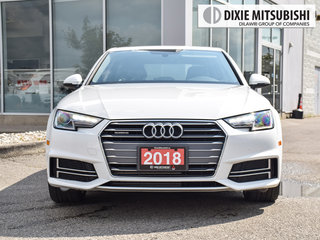 2018 Audi A4 2.0T Komfort quattro 7sp S tronic in Mississauga, Ontario - 2 - w320h240px