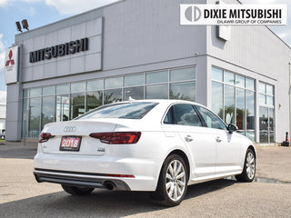 2018 Audi A4 2.0T Komfort quattro 7sp S tronic in Mississauga, Ontario - 5 - w320h240px