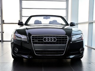 Audi A5 PREMIUM + CABRIOLET + BAS KILO 2012 à St-Bruno, Québec - 5 - w320h240px