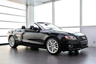 Audi A5 PREMIUM + CABRIOLET + BAS KILO 2012 à St-Bruno, Québec - 6 - w320h240px