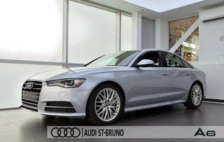 Audi A6 PROGRESSIV + DEMO + S-LINE 2017 à St-Bruno, Québec - 3 - w320h240px