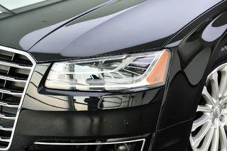 Audi A8 3.0T + DRIVER ASSIST + LUXURY 2017 à St-Bruno, Québec - 2 - w320h240px