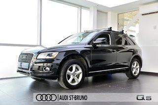 Audi Q5 KOMFORT + PARKTRONIC + 0.9% 2015 à St-Bruno, Québec - 5 - w320h240px