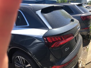 Audi Q5 Technik 2019 à St-Bruno, Québec - 5 - w320h240px