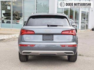 2019 Audi Q5 2.0T Komfort quattro 7sp S Tronic in Mississauga, Ontario - 4 - w320h240px