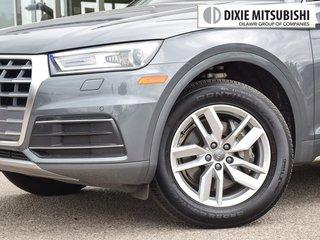 2019 Audi Q5 2.0T Komfort quattro 7sp S Tronic in Mississauga, Ontario - 6 - w320h240px
