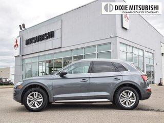 2019 Audi Q5 2.0T Komfort quattro 7sp S Tronic in Mississauga, Ontario - 3 - w320h240px