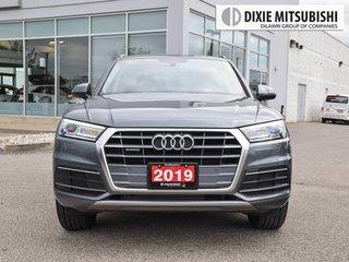 2019 Audi Q5 2.0T Komfort quattro 7sp S Tronic in Mississauga, Ontario - 2 - w320h240px