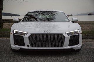 2018 Audi R8 5.2 V10 quattro 7sp S tronic Cpe