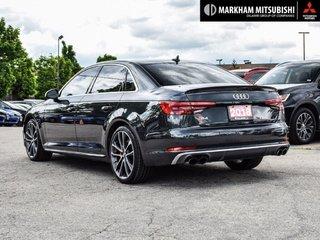 2018 Audi S4 3.0T Technik quattro 8sp Tiptronic (SOO) in Markham, Ontario - 4 - w320h240px
