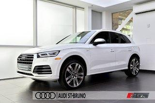 Audi SQ5 PROGRESSIV + LA PLACE POUR UN SQ5 2018 à St-Bruno, Québec - 5 - w320h240px