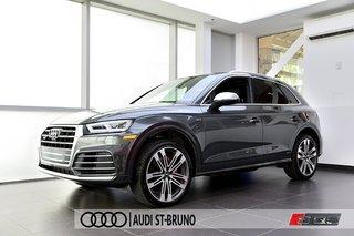Audi SQ5 TECHNIK + LA PLACE POUR UN SQ5 2018 à St-Bruno, Québec - 5 - w320h240px