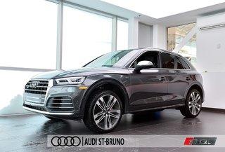 Audi SQ5 PROGRESSIV + MOINS CHÈRE + 0.9% 2018 à St-Bruno, Québec - 5 - w320h240px