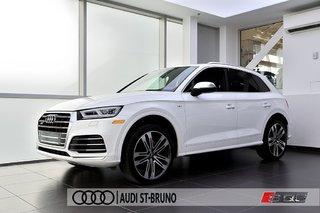 Audi SQ5 PROGRESSIV + PRIX FOU + CARBONE 2018 à St-Bruno, Québec - 5 - w320h240px