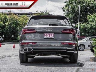 2018 Audi SQ5 3.0T Technik quattro 8sp Tiptronic in Oakville, Ontario - 5 - w320h240px