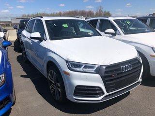 Audi SQ5 Progressiv 2019 à St-Bruno, Québec - 3 - w320h240px