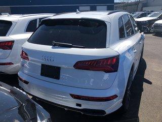 Audi SQ5 Progressiv 2019 à St-Bruno, Québec - 5 - w320h240px