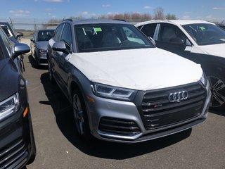 Audi SQ5 Technik 2019 à St-Bruno, Québec - 3 - w320h240px
