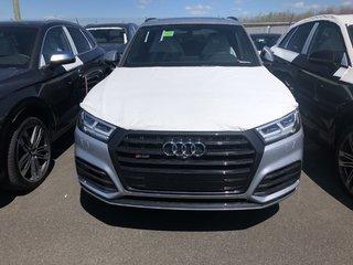 Audi SQ5 Technik 2019 à St-Bruno, Québec - 2 - w320h240px