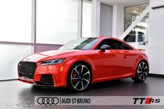 Audi TT RS BLACK OPTICS + 7 390$ D'OPTIONS + OLED + B&O 2018 à St-Bruno, Québec - 5 - w320h240px
