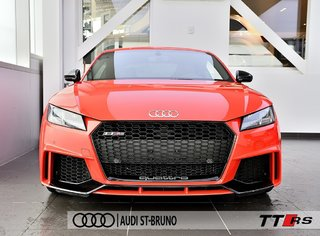 Audi TT RS BLACK OPTICS + 7 390$ D'OPTIONS + OLED + B&O 2018 à St-Bruno, Québec - 4 - w320h240px