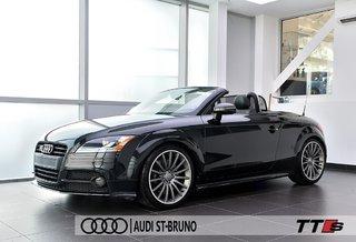Audi TTS ROADSTER + BLACK OPTICS + RARE 2014 à St-Bruno, Québec - 5 - w320h240px