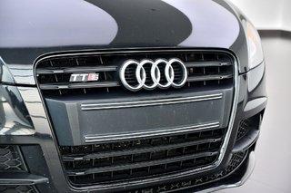 Audi TTS ROADSTER + BLACK OPTICS + RARE 2014 à St-Bruno, Québec - 3 - w320h240px
