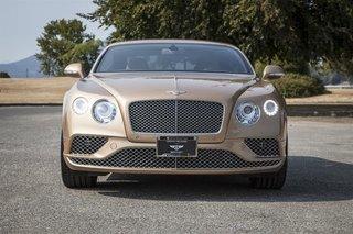 2016 Bentley Continental GT V8