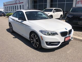2015 BMW 228i XDrive Coupe in Bolton, Ontario - 4 - w320h240px