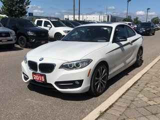 2015 BMW 228i XDrive Coupe in Bolton, Ontario - 2 - w320h240px