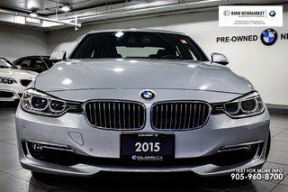 BMW Newmarket | 2015 BMW 328i XDrive Sedan (3B37) | #P3749