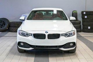 2015 BMW 428i XDrive DÉCAPOTABLE in Dollard-des-Ormeaux, Quebec - 3 - w320h240px