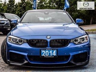 2014 BMW 435i XDrive   M Sport   Nav   HUD   H/K   Sunroof