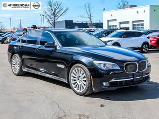 2012 BMW 750i xDrive in Mississauga, Ontario - 3 - w320h240px