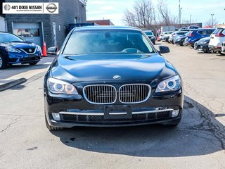 2012 BMW 750i xDrive in Mississauga, Ontario - 2 - w320h240px