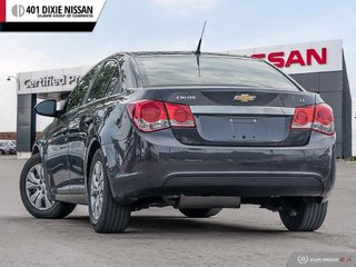 2014 Chevrolet Cruze 1LT in Mississauga, Ontario - 4 - w320h240px