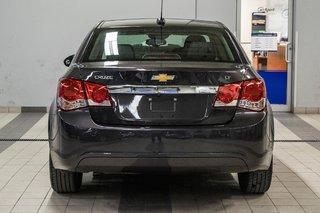 2015 Chevrolet Cruze LT  **GROUPE ELECTRIQUE ** CAMERA ** in Dollard-des-Ormeaux, Quebec - 5 - w320h240px