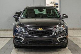 2015 Chevrolet Cruze LT  **GROUPE ELECTRIQUE ** CAMERA ** in Dollard-des-Ormeaux, Quebec - 3 - w320h240px